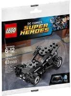 Lego 30446 - DC Super Heroes: The Batmobile (Batman Vs Superman) Polybag