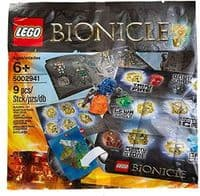 Lego 5002941 - Bionicle Hero Pack Polybag