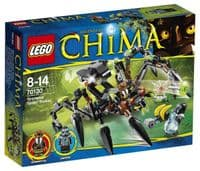 Lego 70130 Legends of Chima: Sparratus' Spider Stalker - RETIRED