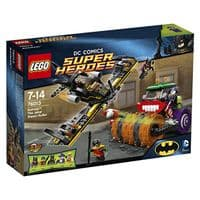 Lego 76013 - DC Superheroes: Batman The Joker Steam Roller