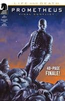 Life and Death: Prometheus - Final Conflict #1 - One-Shot - 40-Page Finale!