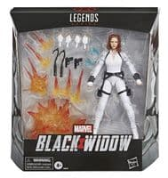 Marvel Legends Black Widow: Black Widow - Deluxe Action Figure Set