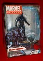 Marvel Universe: Exclusive Comic Series with Light-Up Base Black Panther