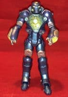 Marvel Universe Iron Man 2 Concept Series: Iron Man Deep Dive Armour - Loose Action Figure