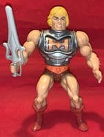 Masters of the Universe: Battle Armor He-Man - Vintage Action Figure