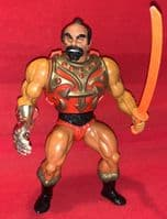Masters of the Universe: Jitsu - Complete Vintage Action Figure