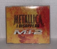 Metallica: I Disappear (From Mission Impossible 2) - CD Single