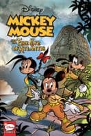Mickey Mouse and the Fire Eye of Atlantis - TPB/Graphic Novel