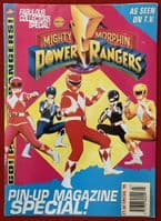 Mighty Morphin Power Rangers: Pin-Up Magazine Special '95 (Marvel UK)