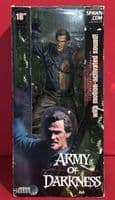 """Movie Manicas Series 4 - Army of Darkness: Ash - 18"""" Figure - Complete & Boxed"""