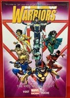 New Warriors Volume 1: The Kids Are All Fight - TPB/Graphic Novel