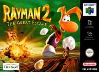 Nintendo 64 (N64): Rayman 2 The Great Escape - Boxed & Complete