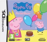 Nintendo DS - Peppa Pig: Fun and Games - Complete & Boxed