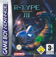 Nintendo Gameboy Advance: R-Type III The Third Lightning - Boxed & Complete