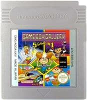 Nintendo Gameboy: Game Boy Gallery 5 Games in One - Cartridge Only