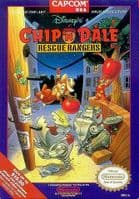 Nintendo NES: Chip N Dale Rescue Rangers - Cart Only