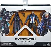 Overwatch - Ultimates Action Figure: Shrike Ana & Soldier 76 - 2-Pack