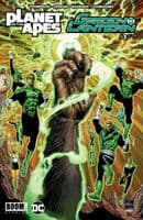 Planet of the Apes/Green Lantern - Issues 1 to 6 - Full Set of 6 Comics