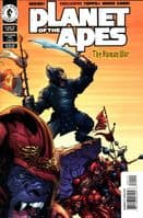Planet of the Apes: The Human War - Issues 1 to 3 - Full Set of 3 Comics