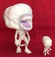 Pop! Movies 431 Alien Covenant: Neomorph with Toddler - Out of Box