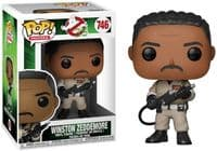 Pop! Movies 746 Ghosbusters: Winstone Zeddemore