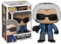 Pop! Television 216 The Flash: Captain Cold - VAULTED