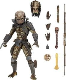 Predator 2: City Hunter - Ultimate Action Figure