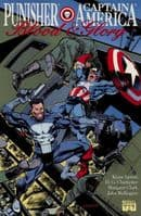 Punisher/Captain America: Blood & Glory - Books 1 to 3 - Full Set of 3 Comics