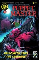 "Puppet Master: Halloween 1989 ""The Creature"" #1 - One-Shot Special"