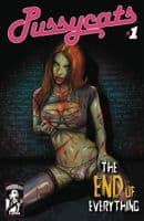 Pussycats: The End of Everything #1 - Dead Girl Cover