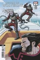 Return of Wolverine #2 (of 5) - Second Printing Variant Cover
