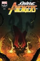 Savage Avengers #13 - Variant Cover