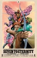 Seven to Eternity #15 - Cover A