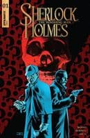 Sherlock Holmes: The Vanishing Man - Issues 1 to 4 - Full Set of 4 Comics