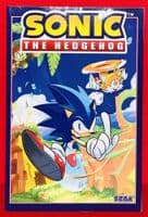 Sonic the Hedgehog Volume 1: Fallout! - TPB/Graphic Novel