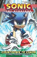 Sonic The Hedgehog - Volumes 1 to 4 - Set of 4 TPBs/Graphic Novels