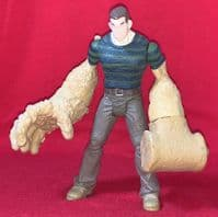 Spider-Man 3: Sandman (Punch Attack) - Loose Action Figure (B)