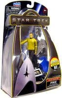 Star Trek (2009) Galaxy Collection: Pike - 3.3/4 Inch Action Figure with Enterprise Bridge Part B2