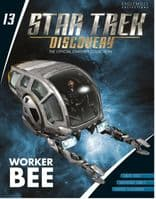 Star Trek Discovery Starships Collection #13 Worker Bee