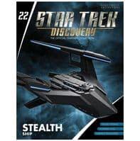 Star Trek Discovery Starships Collection #22 Stealth Ship