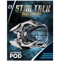 Star Trek Discovery Starships Collection #23  Landing Pod