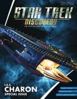 Star Trek Discovery Starships Collection Special Edition #2  I.S.S. Charon