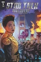 Star Trek Discovery: Succession #1 - Cover A