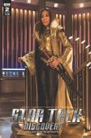 Star Trek Discovery: Succession #2 - Cover B