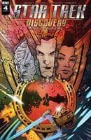 Star Trek Discovery: Succession #4 - Cover A