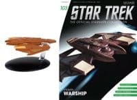 Star Trek The Official Starships Collection #103 Vidiian Warship