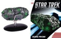 Star Trek The Official Starships Collection #130 Borg Probe