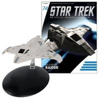 Star Trek The Official Starships Collection #74 Bajoran Raider