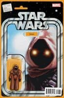 Star Wars #10 - Christopher Action Figure (Jawa) Variant Cover