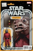 Star Wars #15 - Christopher Action Figure (Snaggletooth) Variant Cover